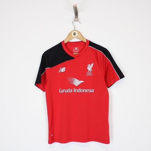 Vintage 2015/16 Liverpool Shirt Small