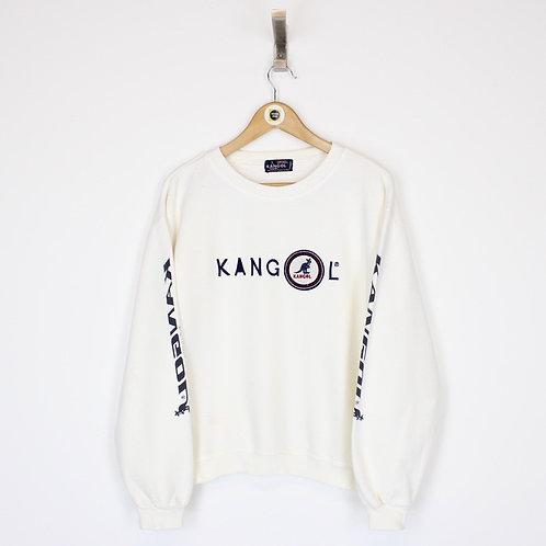 Vintage Kangol Sweatshirt Medium