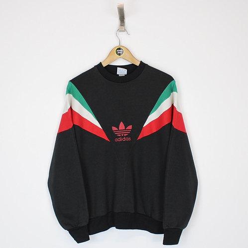 Vintage 80's Adidas Rare Rocky IV Sweatshirt Small