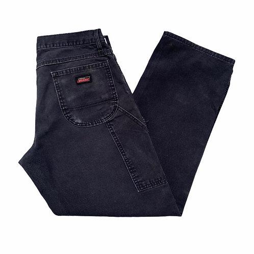 Vintage Dickies Workwear Trousers Medium