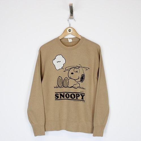 Vintage Peanuts Snoopy Sweatshirt Medium