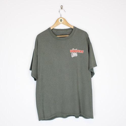 Vintage Hooters USA T-Shirt XL