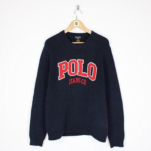 Vintage Ralph Lauren Sweatshirt Medium