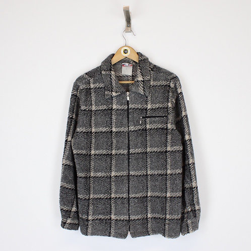 Vintage Sherpa Fleece Medium