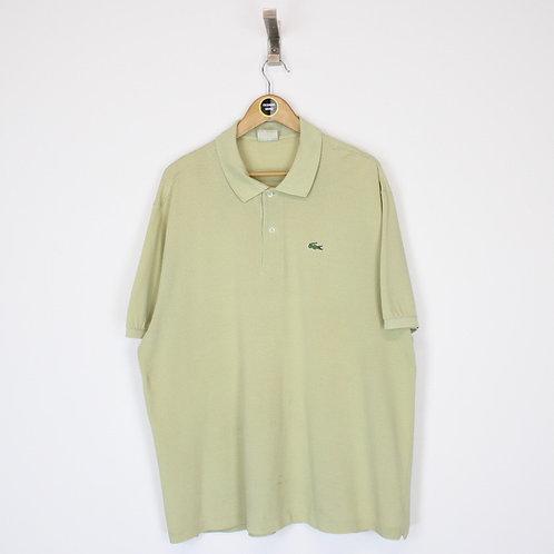 Vintage Lacoste Polo Shirt XXL