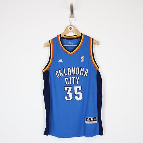 Vintage Oklahoma City NBA Full Jersey Large