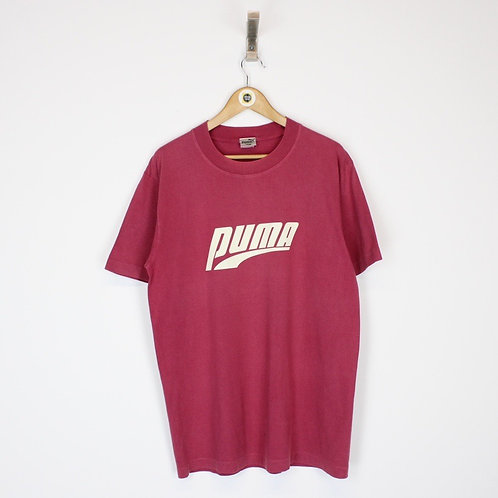 Vintage Puma T-Shirt Large