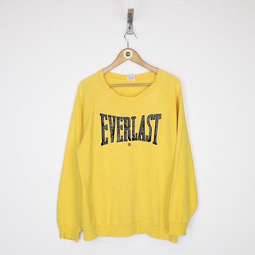 Vintage Everlast Sweatshirt Small