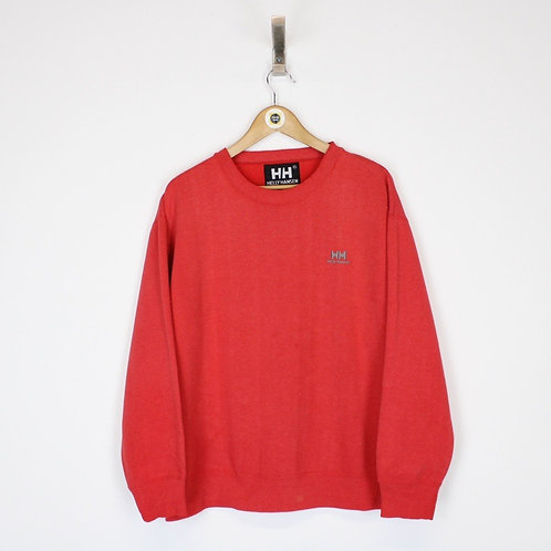 Vintage Helly Hansen Sweatshirt Large