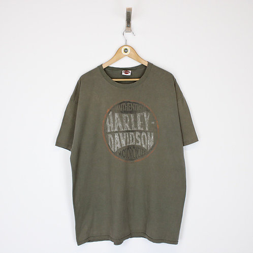 Vintage 2014 Harley Davidson T-Shirt XXL