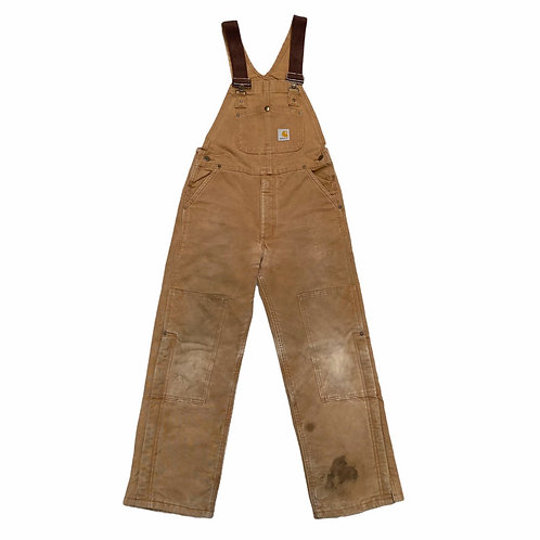 Vintage Carhartt Workwear Dungarees Small