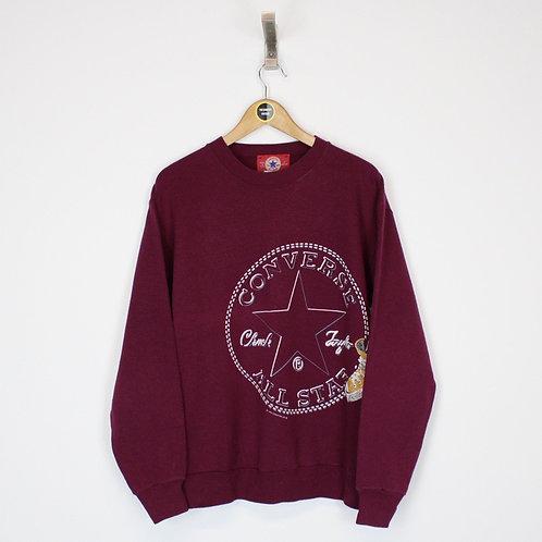Vintage 1994 Converse Sweatshirt Medium