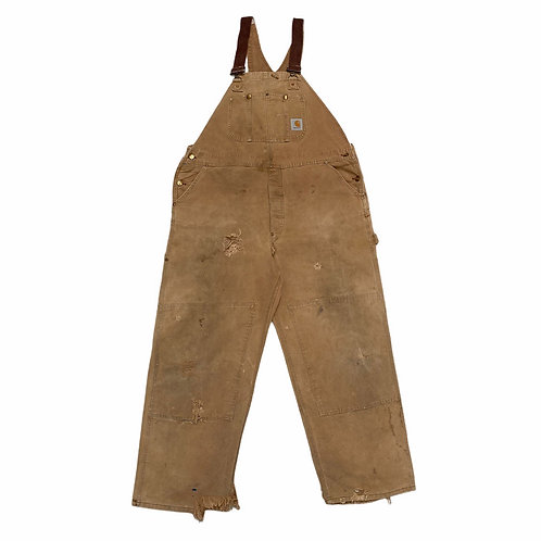 Vintage Carhartt Workwear Dungarees XL