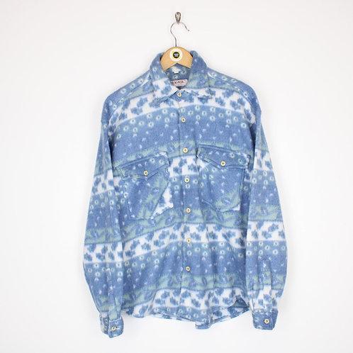 Vintage Fleece Overshirt Medium