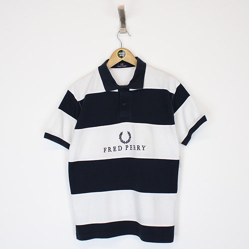 Vintage Fred Perry Polo Shirt Small
