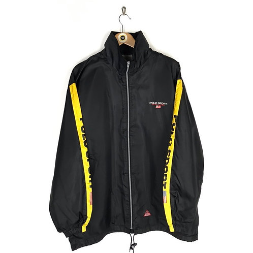 Vintage Polo Sport Jacket Large