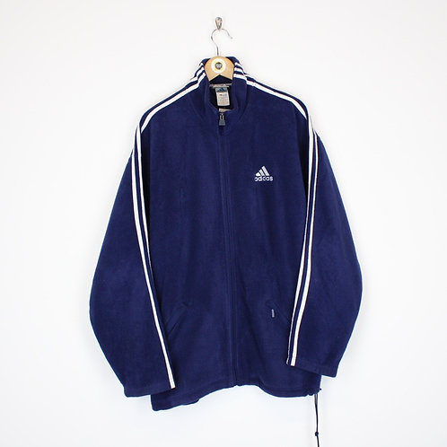 Vintage Adidas Fleece XL