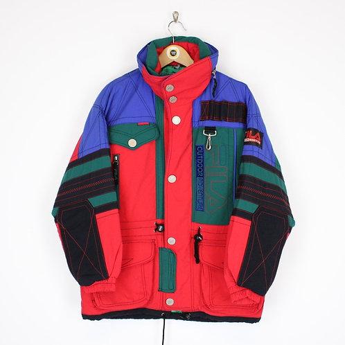 Vintage Fila Jacket Small
