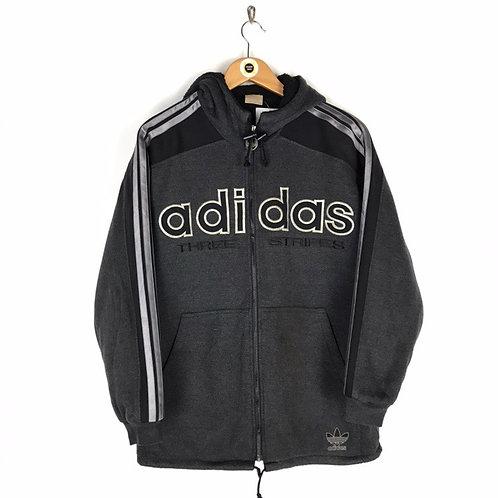 Rare Vintage 80's Adidas Hoodie XXL