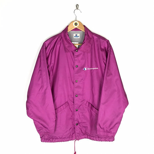 Vintage Champion Coach Jacket Medium