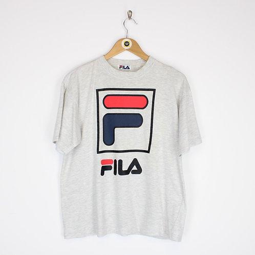 Vintage Fila T-Shirt Large