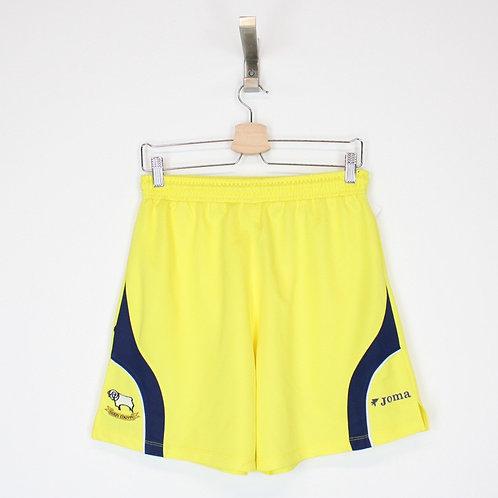 Vintage Derby County FC Shorts Medium