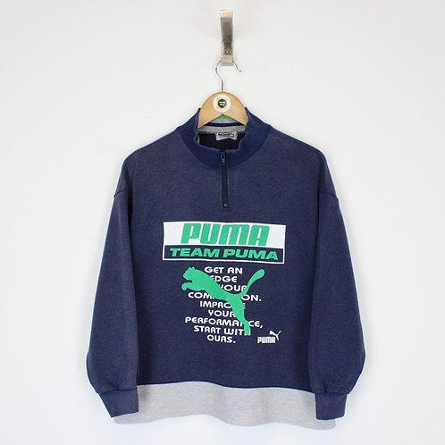 Vintage Puma Sweatshirt Small