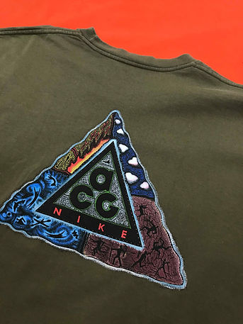 Vintage 90's Nike ACG T-shirt