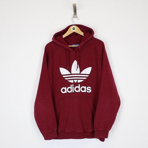 Vintage Adidas Hoodie XL