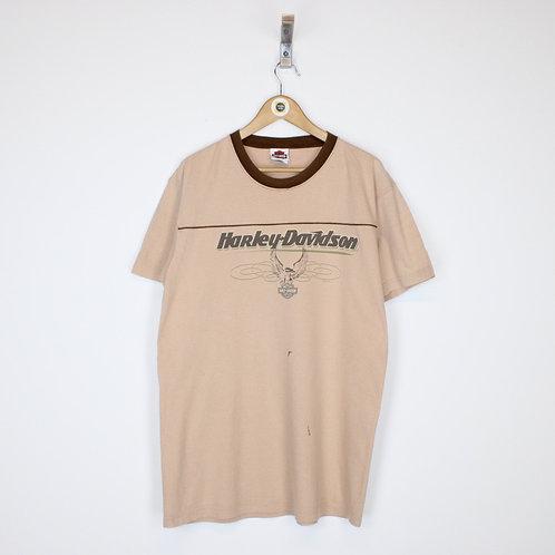 Vintage Harley Davidson Oregon T-Shirt Large