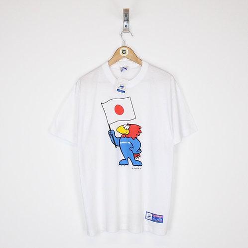 Vintage 1998 France World Cup T-Shirt Large