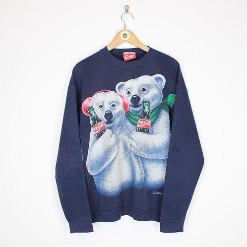 Vintage 1994 Coca Cola Sweatshirt Small