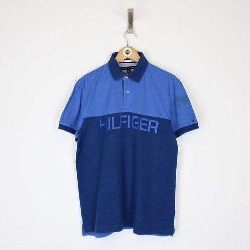 Vintage Tommy Hilfiger Polo Shirt Medium