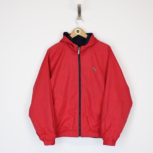 Vintage Lacoste Reversible Jacket Large