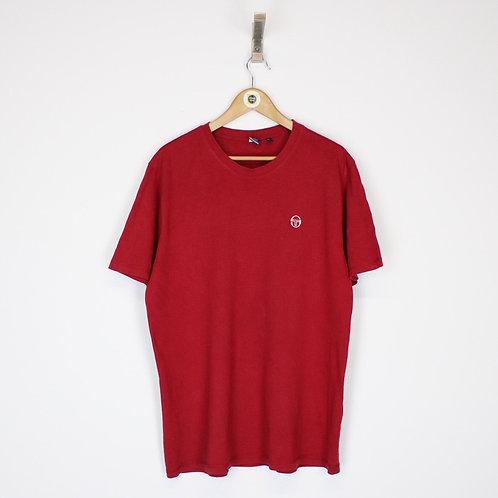 Vintage Sergio Tacchini T-Shirt XL