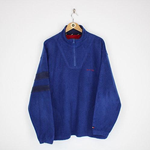 Vintage 90's Tommy Hilfiger Fleece Large
