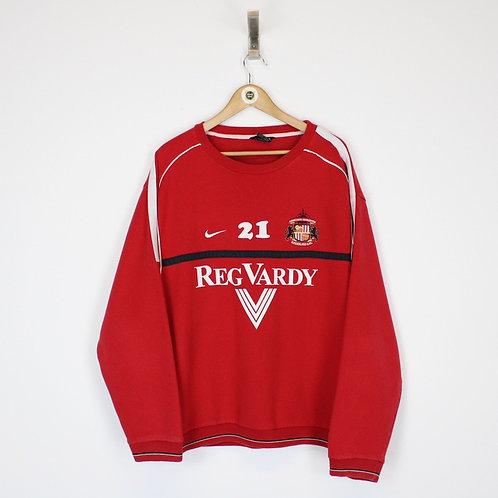 Vintage 2003/04 Sunderland Sweatshirt XL