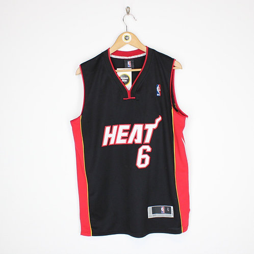 Vintage NFL Miami Heat Vest Large