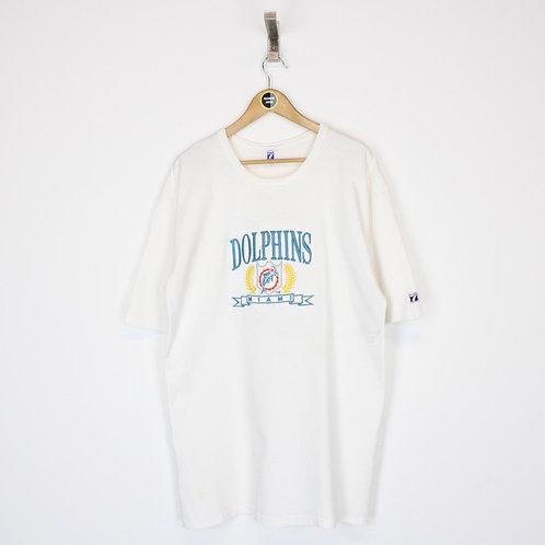 Vintage Miami Dolphins NFL T-Shirt XL