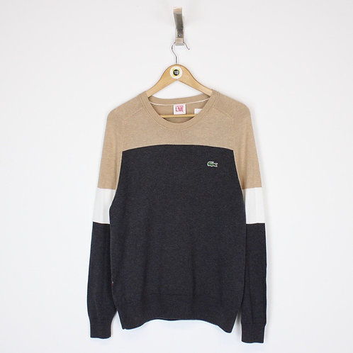 Vintage Lacoste Jumper Small