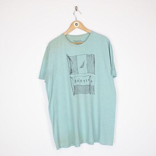 Vintage Nautica T-Shirt XL