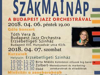 Budapest Jazz Orchestra - Szakmai Nap