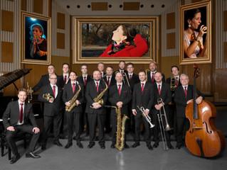 Budapest Jazz Orchestra plays Kovács Linda music