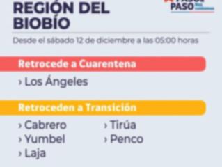 Los Ángeles en Cuarentena.