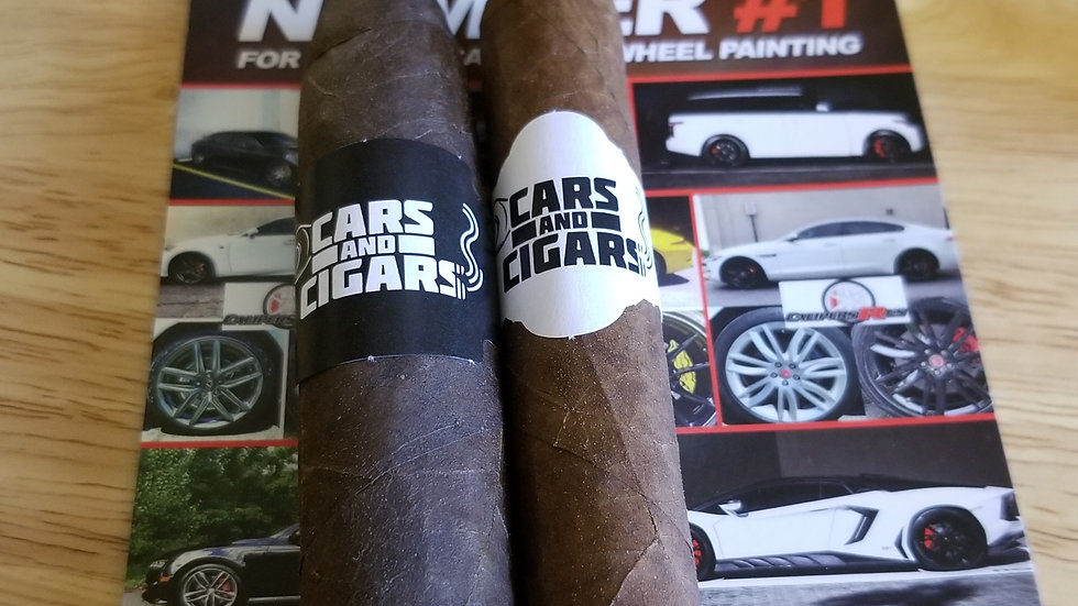 Cars & Cigars 2-Pack