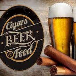Beer, BBQ and Cigars Pop Up