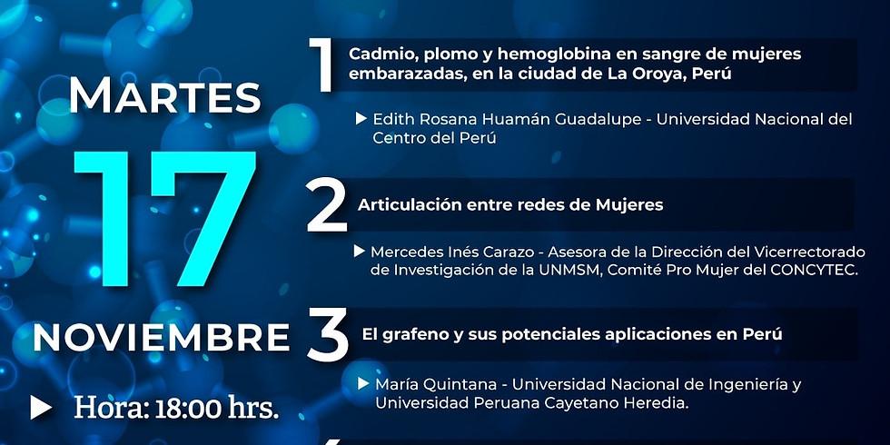 Rumbo al Bicentenario: CNP-Mujeres en Ciencias