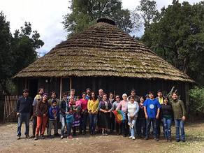 La Misión Internacional visita La Comunidad de Juan Paillalef