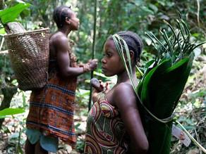 Guardianes indígenas del Congo