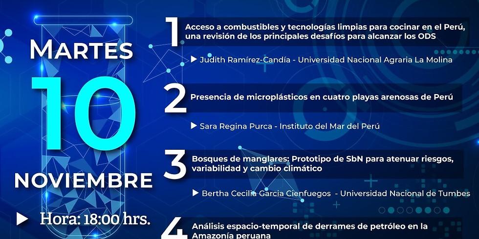 Rumbo al Bicentenario: CNP_MUJERES EN CIENCIAS